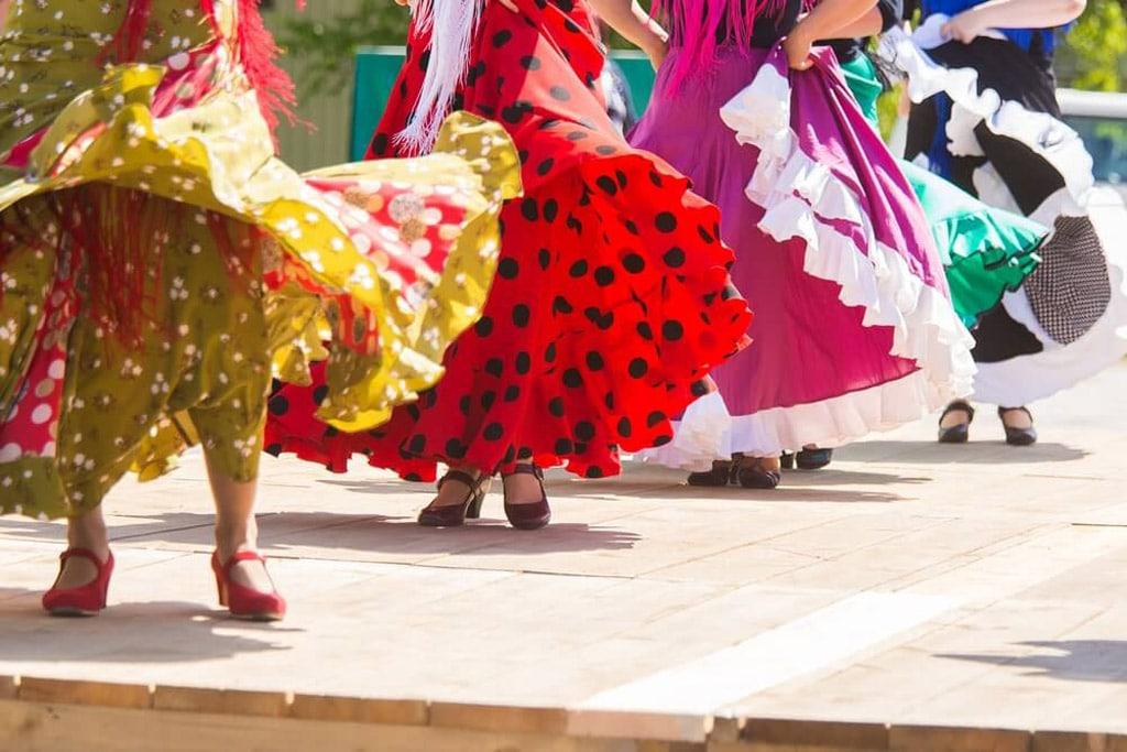 Flamenco, Andalusia